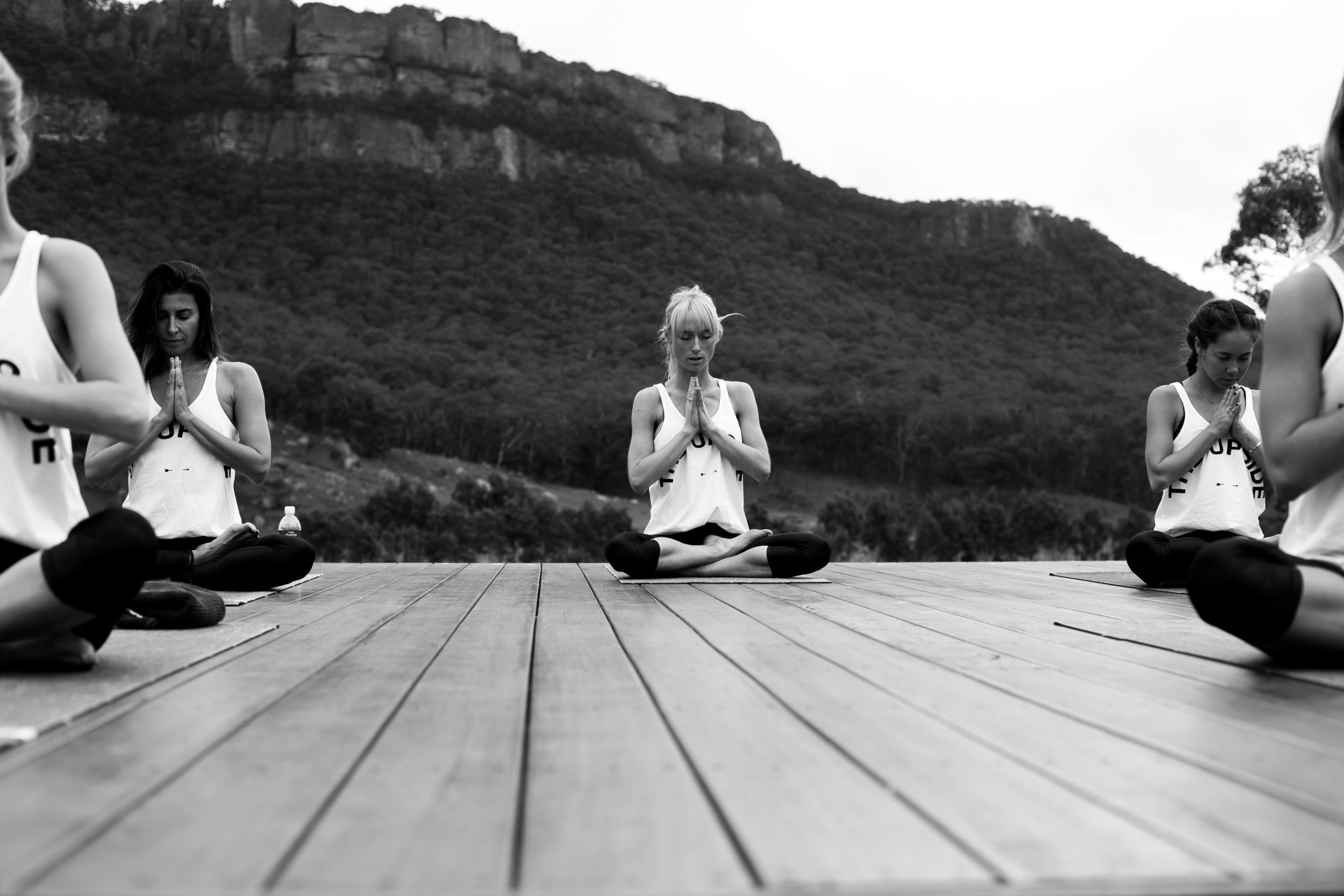 Yoga & Meditation at Wolgan Valley 23 & 24 Nov